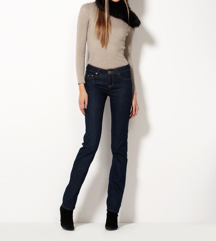 SEVEN LA JEAN - HEIDI 103 RINSE BLUE new 2012-13 collection :: brands4all