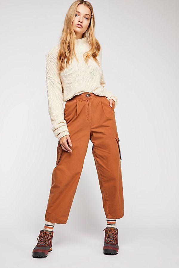 94f0eabb75981e Cargo Pocket Taper Pants in 2019   Pants and Trousers   Pants ...
