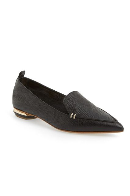 The Best Black Flats For EVERY Budget #refinery29  http://www.refinery29.com/affordable-black-flats#slide32  $350 and up