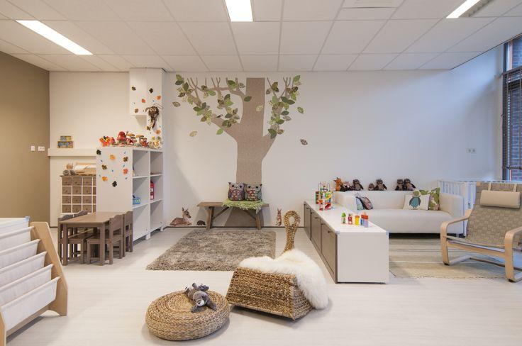 3-Generatiecentrum Jane's Bond, Den Haag – Sandra Grootscholten – Interieur- en lichtontwerp