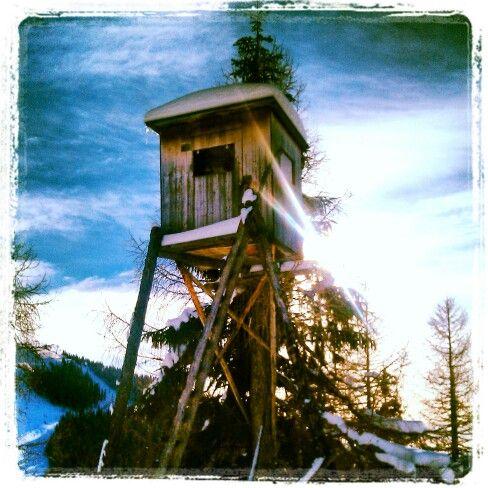 winterliche kitschromantik unta da schartn...  .) #badkleinkirchheim #ktr14