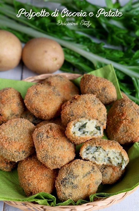 Polpette di Cicoria e Patate