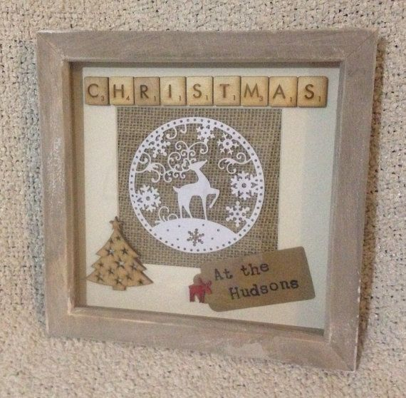 Hey, I found this really awesome Etsy listing at https://www.etsy.com/listing/469766059/personalised-christmas-frame