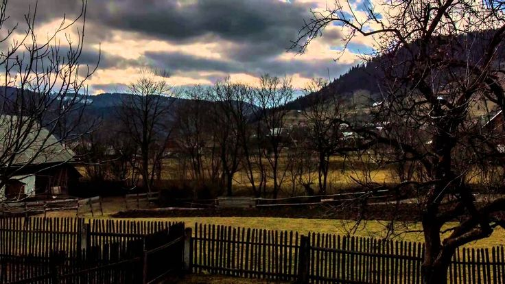 Timelapse in Bucovina - Straja si Falcau