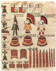 Hablando del Códice Moctezuma...