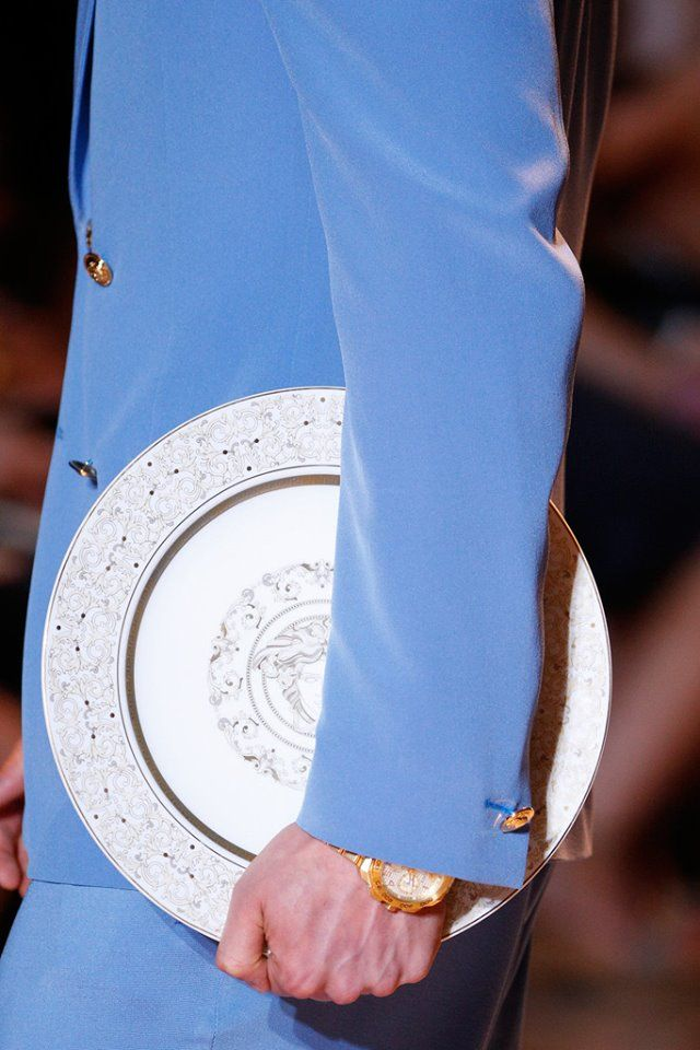 #Rosenthal #Versace   Photo: Gianni Pucci / Indigitalimages.com