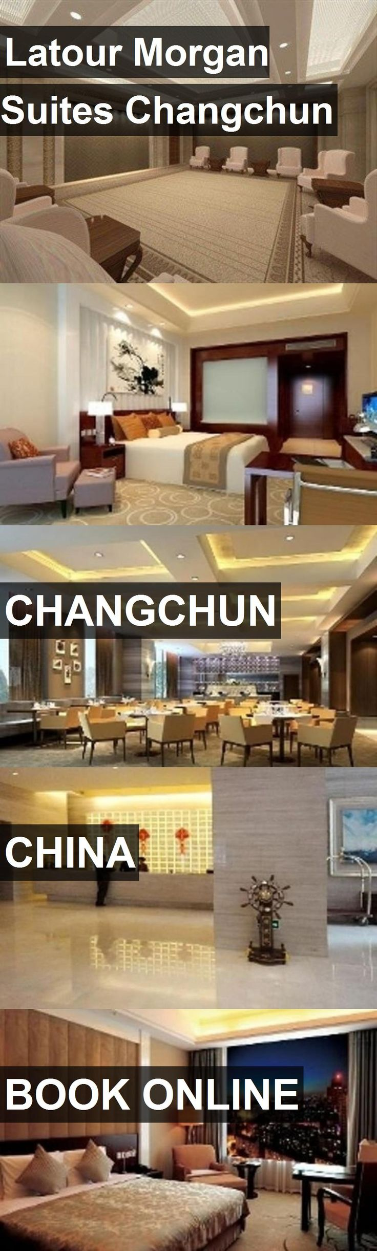 Hotel Latour Morgan Suites Changchun in Changchun, China. For more information, photos, reviews and best prices please follow the link. #China #Changchun #travel #vacation #hotel