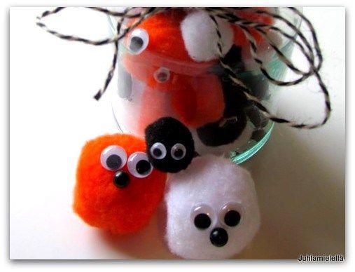 Pompom-lahjapurkki | Juhlamielellä