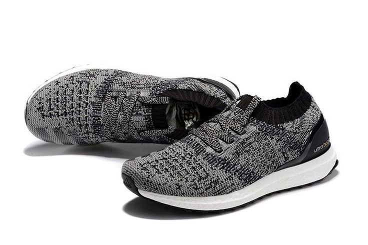 Adidas Ultra Boost Uncaged Mænd Sort Grå