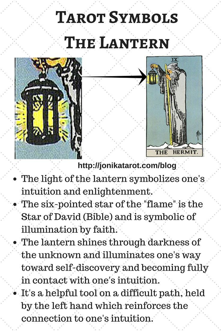 135 Best The HERMIT TAROT CARD Images On Pinterest