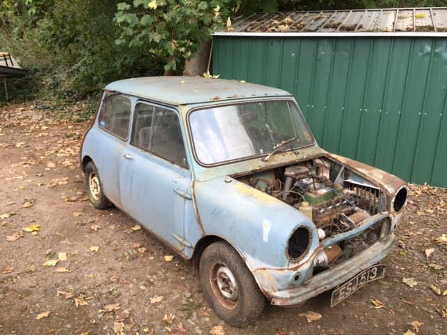 eBay:: Classic Morris Mini 1960   UK Classic Mini   Mini