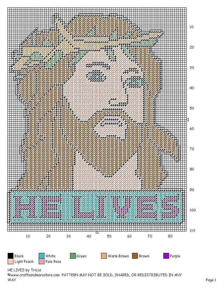 JESUS - HE LIVES
