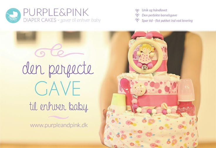 Diaper Cakes - Take the Cakewalk! #babyshower #barselgaver