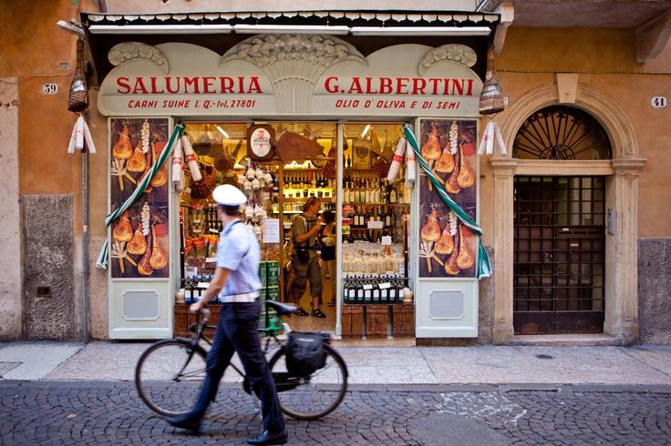 Salumeria Albertini, Verona