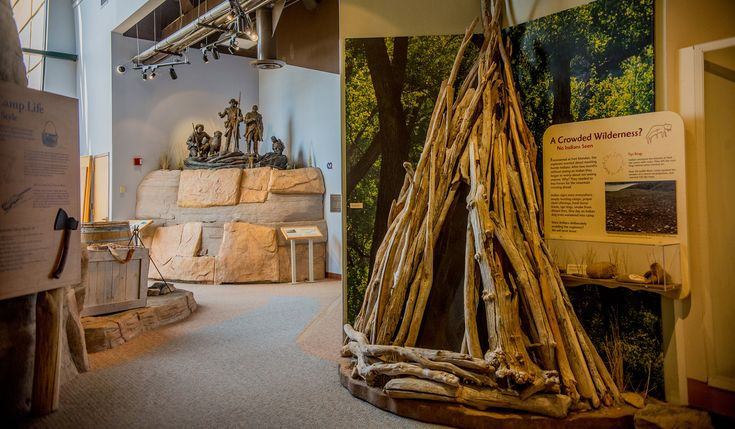 Lewis and Clark National Historic Trail Interpretive Center - Great Falls, MT