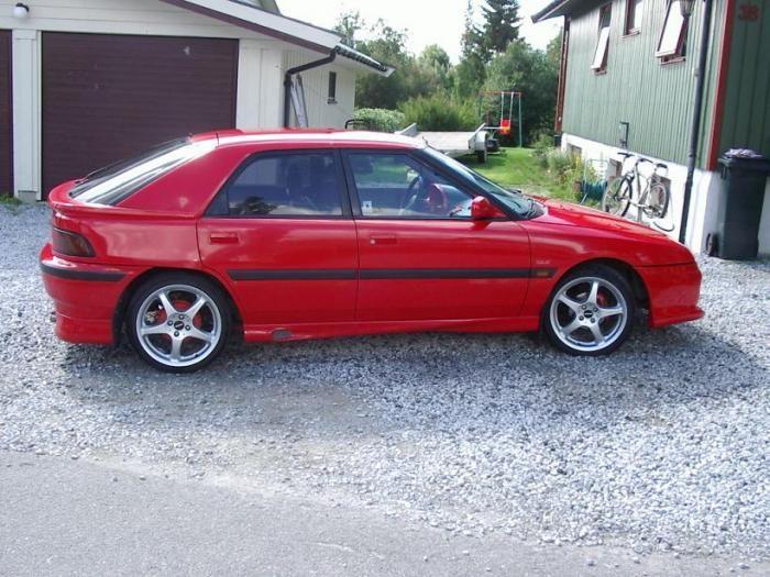 Mazda Familia Astina