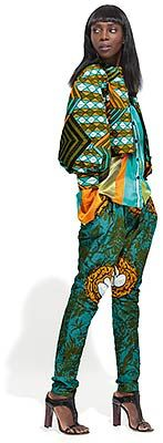 Le jeu de couleurs de Vlisco - Young Gifted and Black