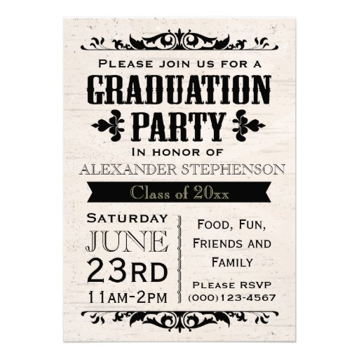 23 best Invitations images – 2015 Graduation Party Invitations