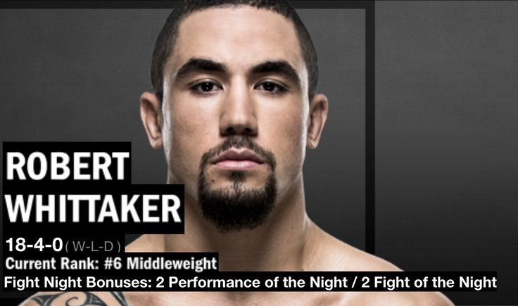 Inspirational, down to earth, role model... Robert Whittaker!!