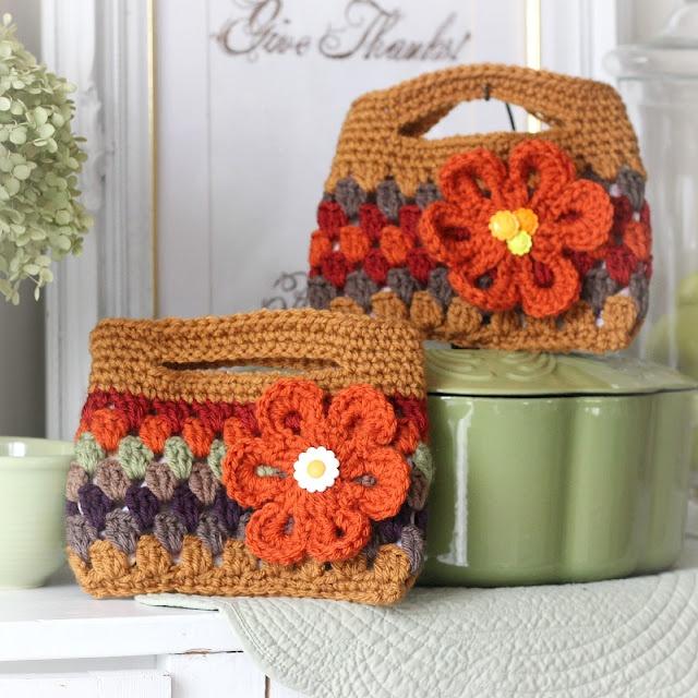 Crochet Boutique Bags