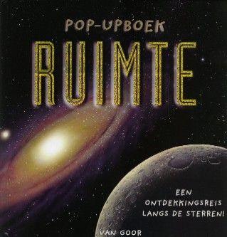 Pop-up boek Ruimte - Emily Hawkins, Peter Bond