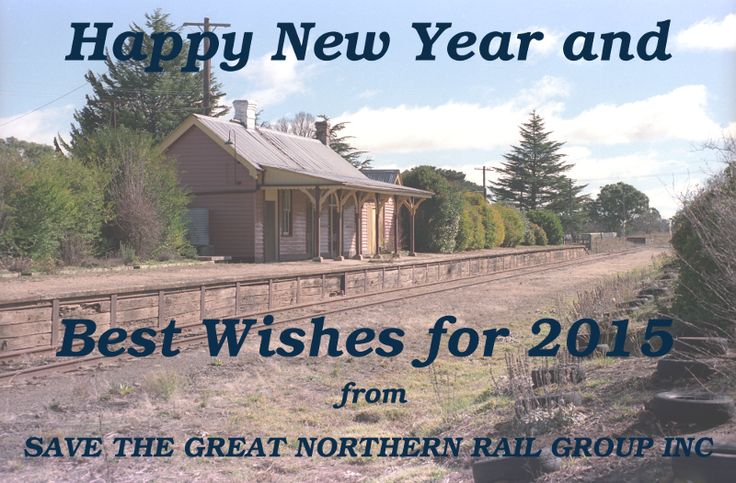 Please support and like the Save the Great Northern Rail line Group Facebook Page: https://www.facebook.com/savethenorthernrailline