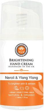 PHB Ethical Beauty Crème pour les Mains Eclaircissante, 50 ml   Ecco Verde
