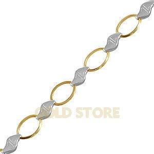 14 Ayar Altın Bileklik GB14666
