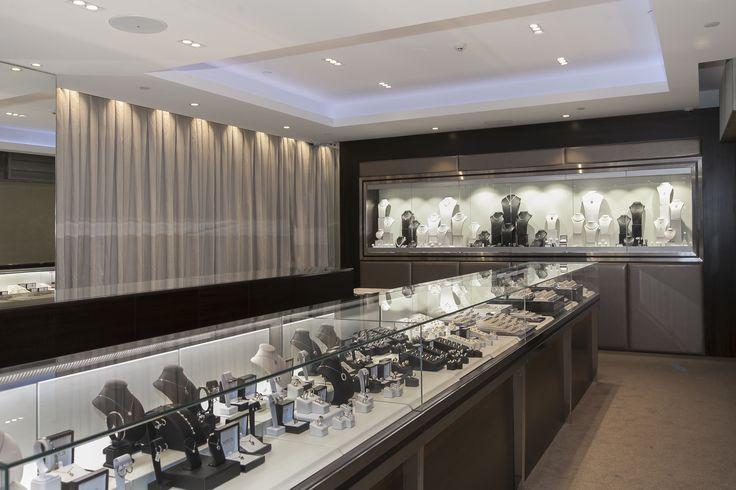 #baileyretaildesign #jewellerystore #Brisbane #diamonds