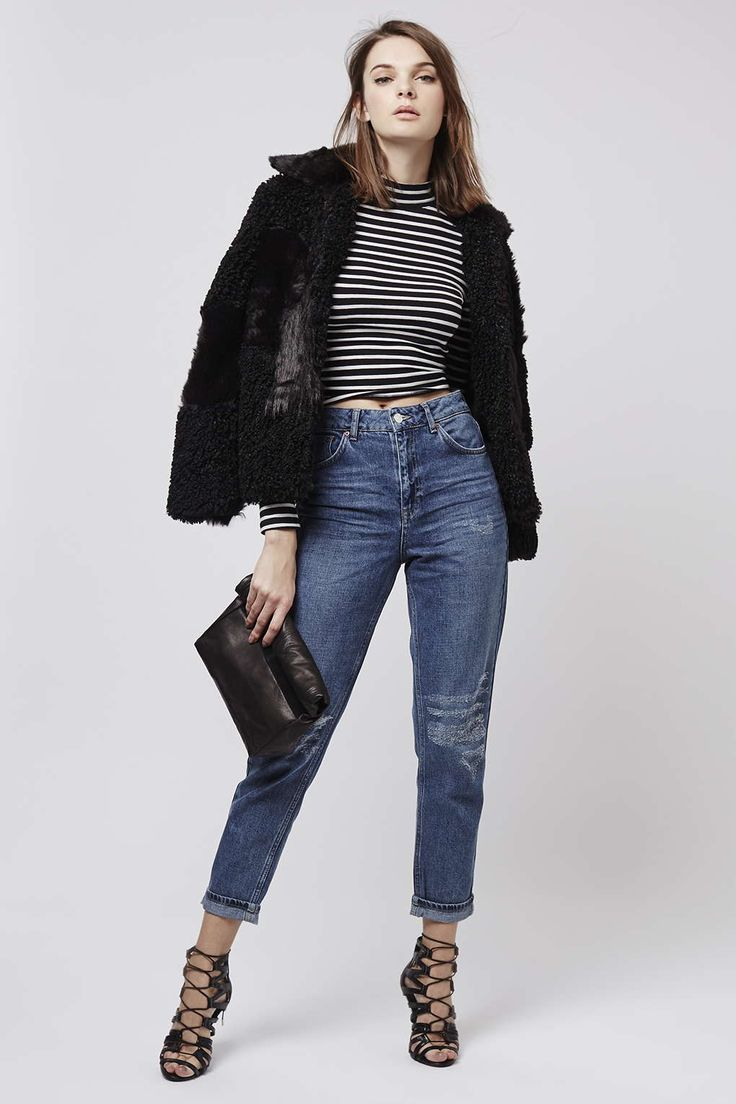 Comment bien porter le jean mom ?