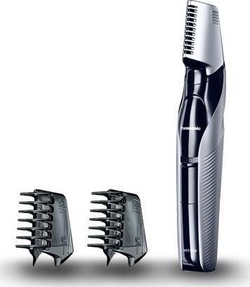 PANASONIC ER-GK60-S503 ΞΥΡΙΣΤΙΚΕΣ ΜΗΧΑΝΕΣ ΣΩΜΑΤΟΣ - saveit.gr - *Λεπτομέρειες: *Panasonic, για γένια, μαλλιά και σώμα, Πλενόμενη οικοιακή κουρετική μηχανή Panasonic ER GK60-s. *Για κούρεμα στα γένια, περιποίηση σε μαλλιά και σώμα όλα σε ένα εργαλείο *Βάθος κοπής από 0,1 *Καινοτόμο παράθυρο για εύκολο καθάρισμα με νερό *2 συνημμένα χτενακια για μαλλιά και γένια και 1 χτενάκι για το σώμα. *Ρύθμιση με το ένα χέρι (επίσης κατάλληλο για αριστερόχειρες). *Top-χαρακτηριστικό γνώρισμα: *3 σε 1: το…