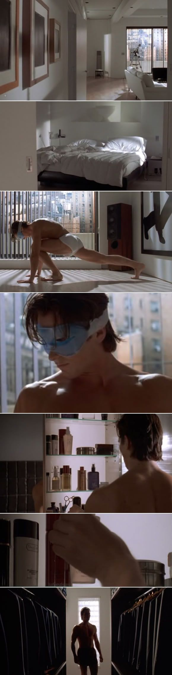AMERICAN PSYCHO - A CLOSER LOOK AT THE FASHION AND DETAIL | Man of the Cloth