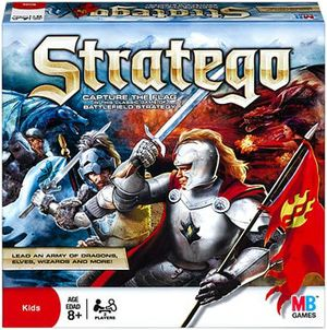 Where to Play Stratego Online