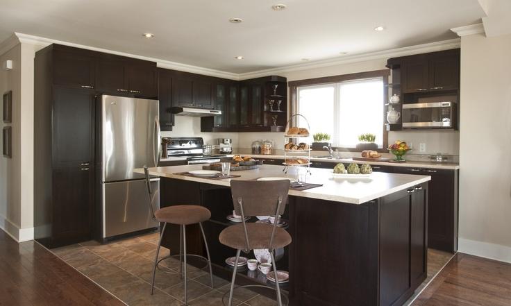 Kitchen - Cuisine  © Industries Bonneville