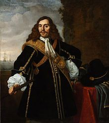 Bartholomeus van der Helst - Wikipedia, the free encyclopedia na obraze Portrait of Captain Gideon de Wild