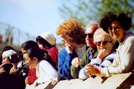 bar-mitzva, the western wall, women. jerusalem.