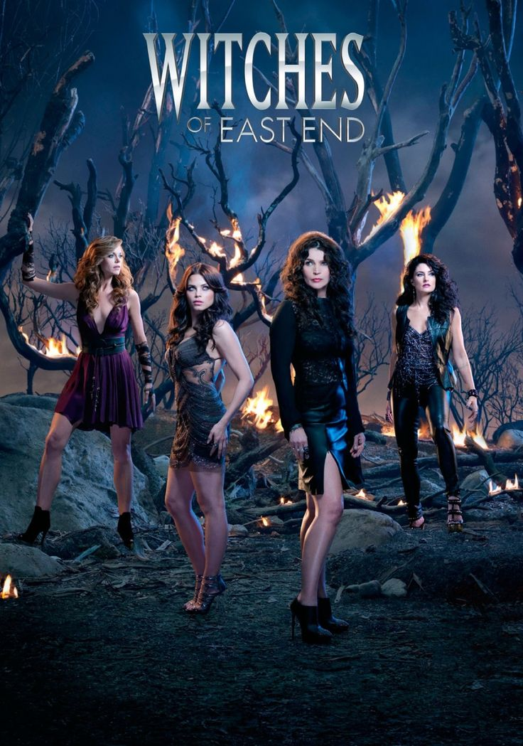 Witches of East End - just started this and finished the first season in two days, season 2 starts July 6!
