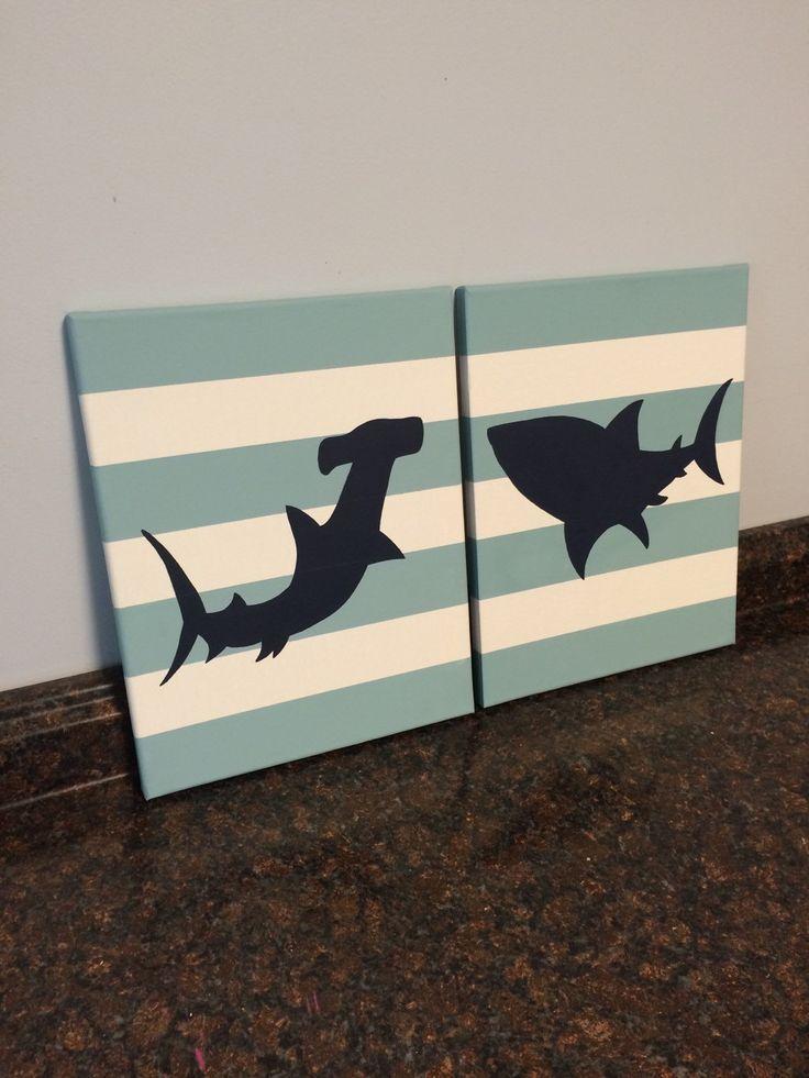 Popular items for great white shark on Etsy