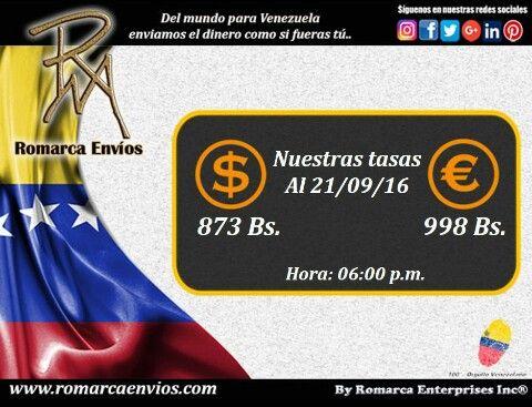 Ahora #RomarcaEnvios te ofrece una comisión de 2,99 $/€ por cada #EnvioDeDinero…