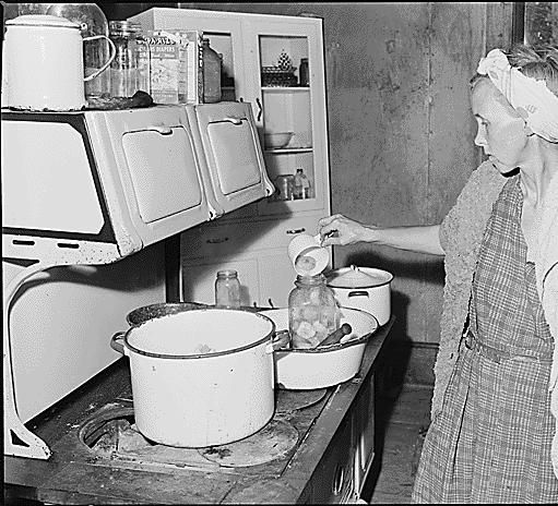 Food Kitchens In Mcdowell County