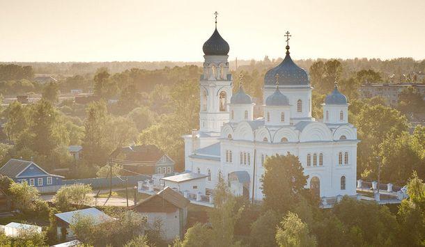 Торжок. Дворянские усадьбы от 7 900 руб.