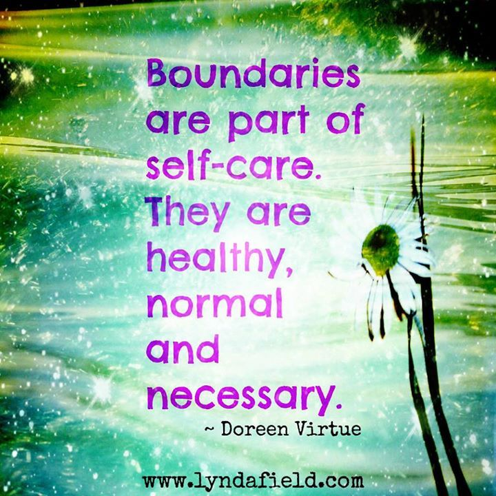 quotes about boundaries / self care