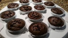 Chocolate Muffins/Cupcakes | Nutrimost Recipes