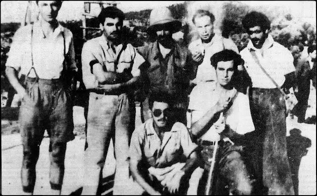 Μενέλαος Λουντέμης: Από την Ικαρία της συμπόνιας και της αλληλεγγύης στο πέτρινο φίμωτρο της Μακρονήσου…