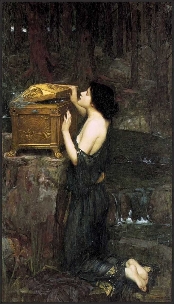 Pandora's Box: What the Myth Means Today Essay Sample