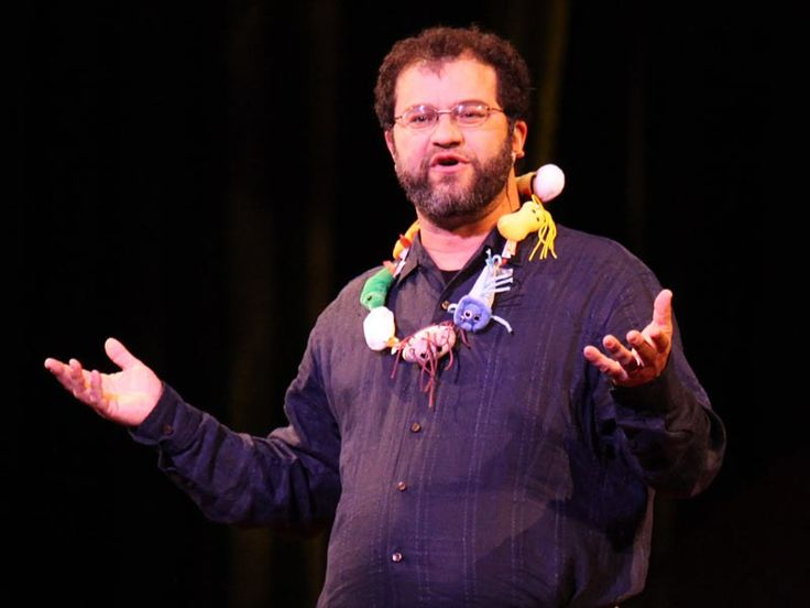 TED talk by Jonathan Eisen: meet your microbes