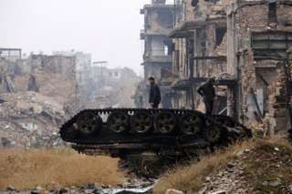 Syria conflict: Ceasefire agreed for midnight backed by Russia and Turkey
