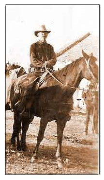 """Capt. W. L. """"Will"""" Wright, Texas Ranger, Hall of Fame inductee"""