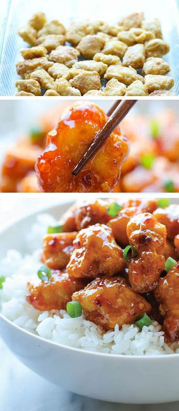 Firecracker Chicken - Healthy Meals on a Budget - Click for Recipe