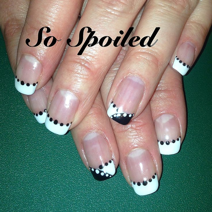 Easy Nail Designs For January ~ Image detail for easy nail art ...
